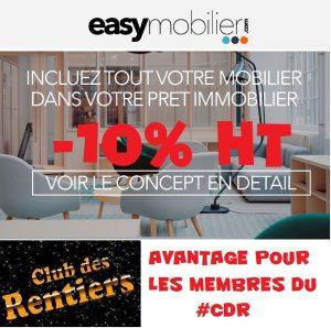 code promo easymobilier easy mobilier